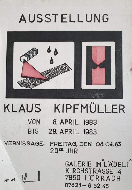 Ausstellung Kipfmueller