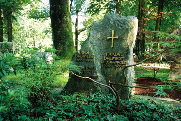 Grab Ernst und Frida Baumert