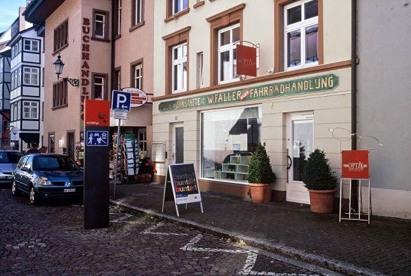Buchhandlung Wallbiner